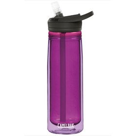 CamelBak Eddy+ Drink Bottle 600ml purple/transparent